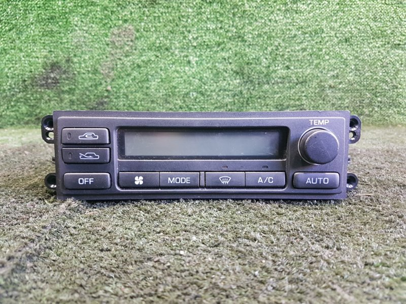 Блок управления климат-контролем Nissan Terrano TR50 ZD30DDTI 2000 (б/у)