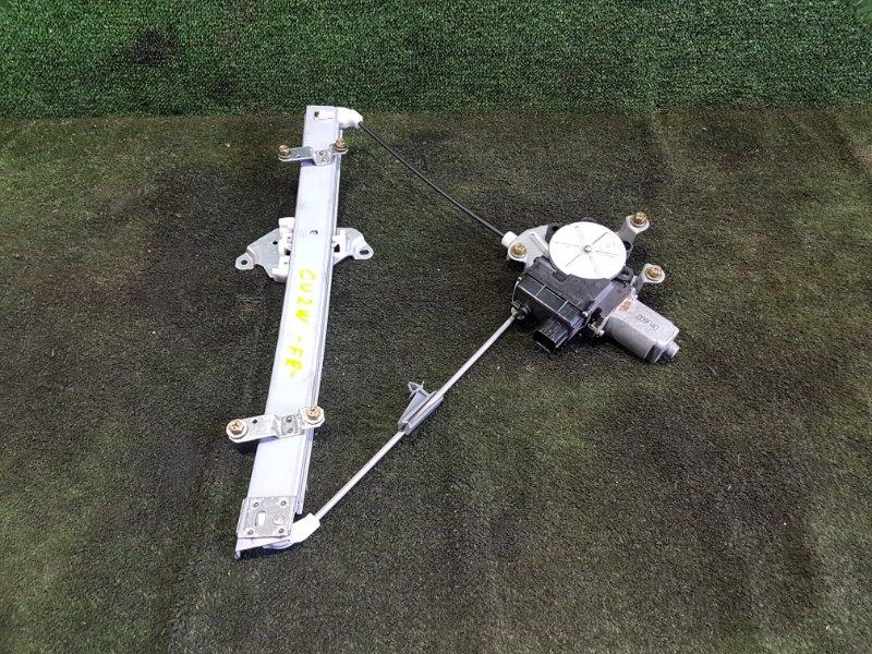 Стеклоподъемник Mitsubishi Airtrek CU2W 4G63T передний правый (б/у)