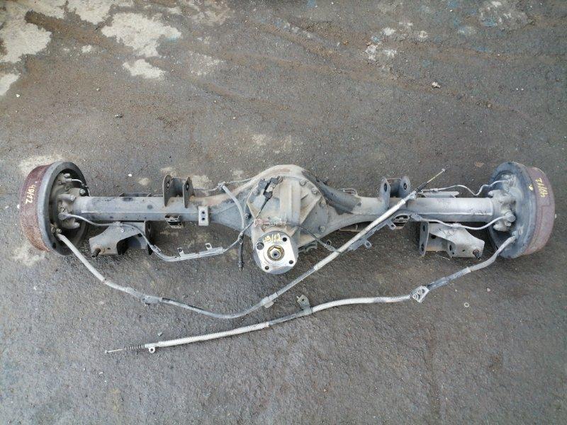 Мост Nissan Elgrand AVWE50 QD32ETI 1999 задний (б/у)