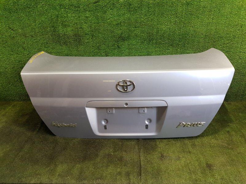 Крышка багажника Toyota Prius NHW11 1NZFXE 2001 задняя (б/у)