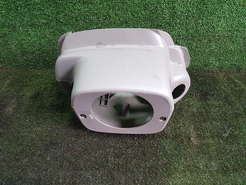 Кожух рулевой колонки Toyota Prius NHW11 1NZFXE 2001 передний (б/у)