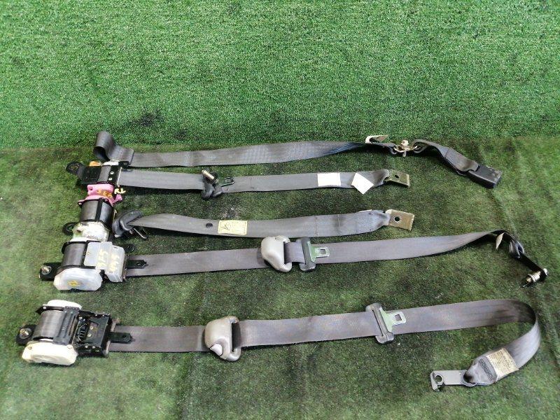 Ремень безопасности Subaru Forester SF5 EJ205 1999 задний правый (б/у)