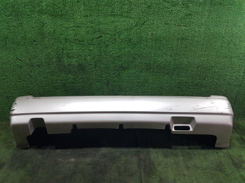Бампер Suzuki Escudo TA11W H20A 1995 задний (б/у)