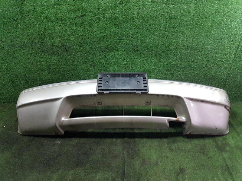 Бампер Suzuki Escudo TA11W H20A 1995 передний (б/у)