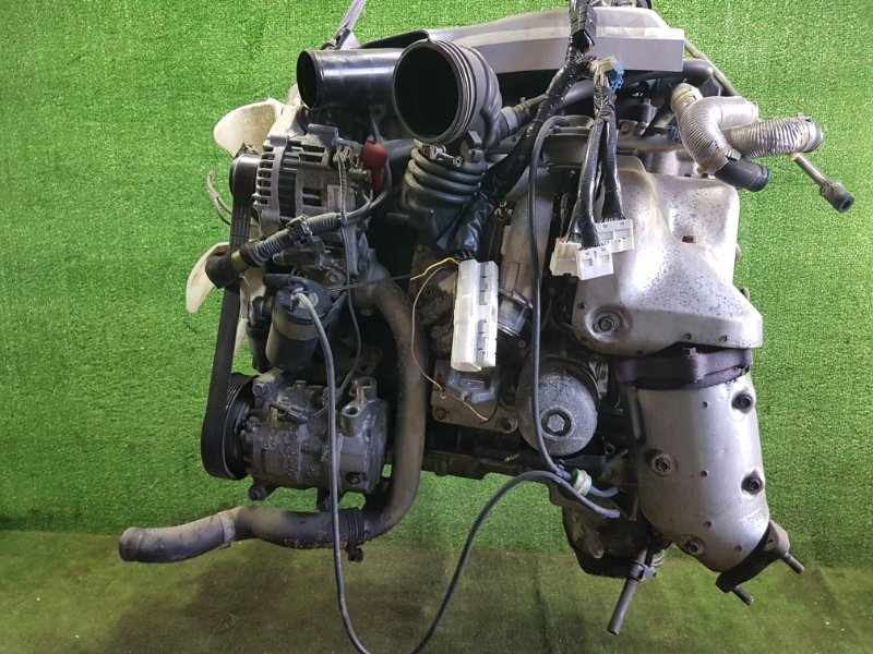 Двигатель Nissan Terrano TR50 ZD30DDTI 2000 (б/у)