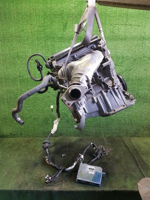 Двигатель Toyota Prius NHW11 1NZFXE 2001 (б/у)