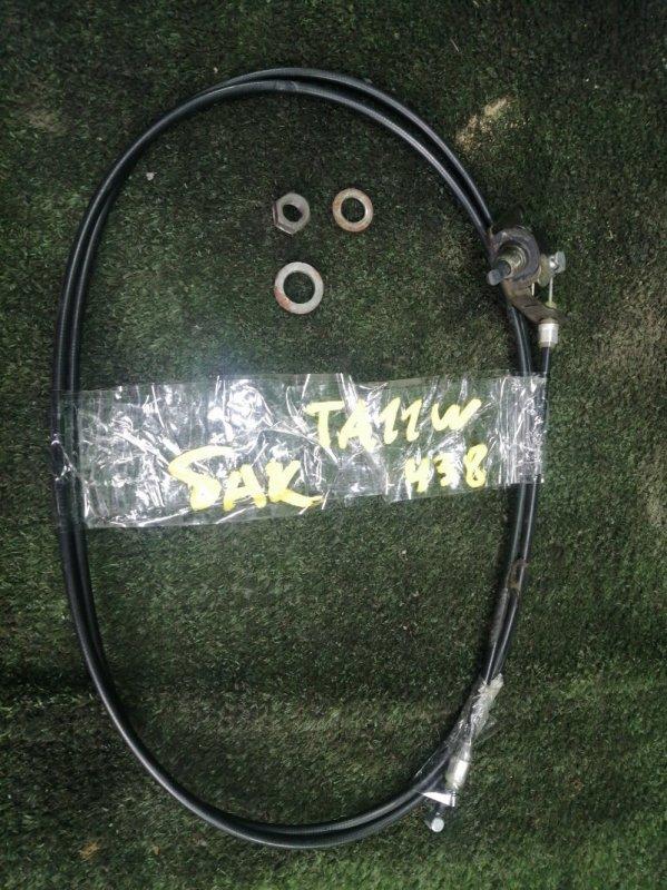 Тросик лючка бака Suzuki Escudo TA11W H20A 1995 задний (б/у)