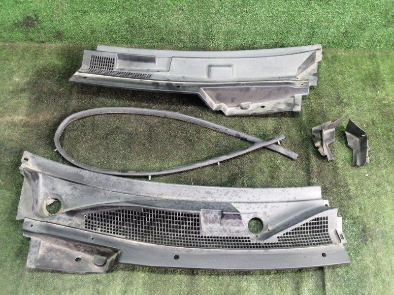 Планка под дворники Nissan Teana PJ31 VQ35DE 2005 передняя (б/у)