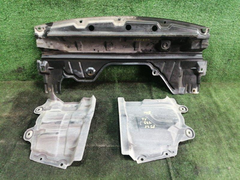 Защита двигателя Nissan Teana PJ31 VQ35DE 2005 передняя (б/у)