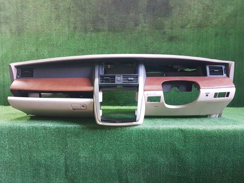 Торпедо Nissan Teana PJ31 VQ35DE 2005 переднее (б/у)