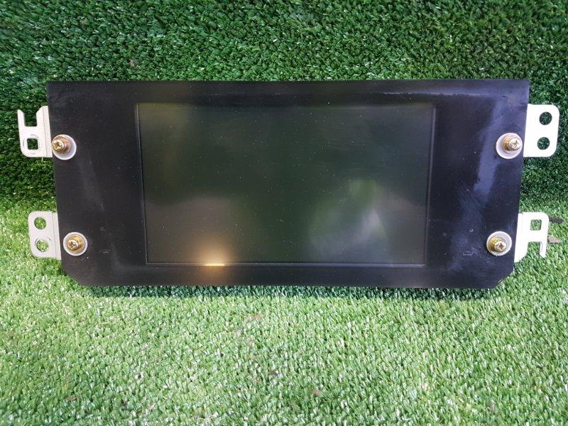 Монитор Nissan Teana PJ31 VQ35DE 2005 передний (б/у)