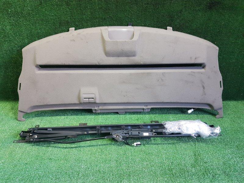 Шторка багажника Nissan Teana PJ31 VQ35DE 2005 задняя (б/у)