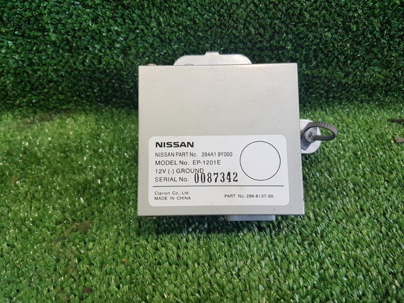 Электронный блок Nissan Teana PJ31 VQ35DE 2005 (б/у)