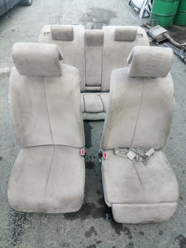 Сидения комплект Nissan Teana PJ31 VQ35DE 2005 (б/у)