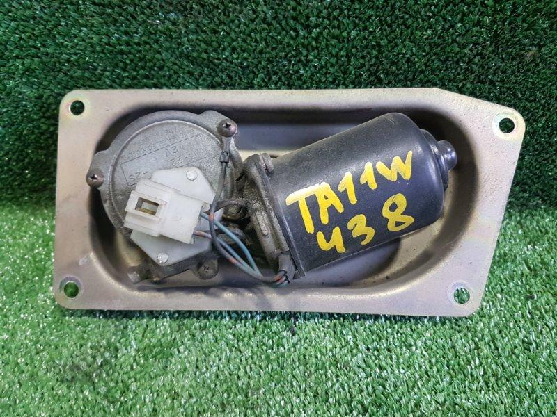 Мотор дворников Suzuki Escudo TA11W H20A 1995 передний (б/у)
