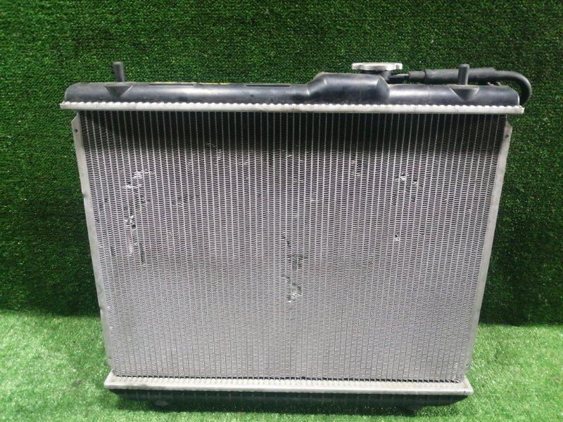 Радиатор основной Daihatsu Terios J102G K3VE 2001 (б/у)