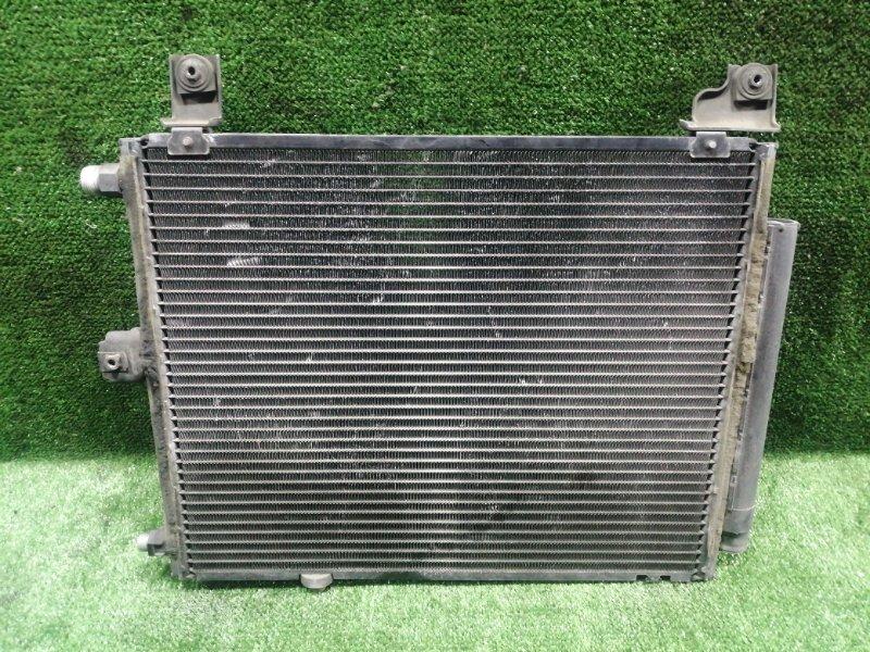 Радиатор кондиционера Daihatsu Terios J102G K3VE 2001 передний (б/у)