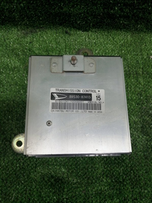 Блок управления акпп Daihatsu Terios J102G K3VE 2001 (б/у)