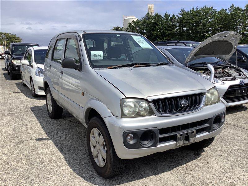 Главный тормозной цилиндр Daihatsu Terios J102G K3VE 2001 (б/у)