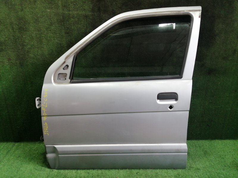 Дверь Daihatsu Terios J102G K3VE 2001 передняя левая (б/у)