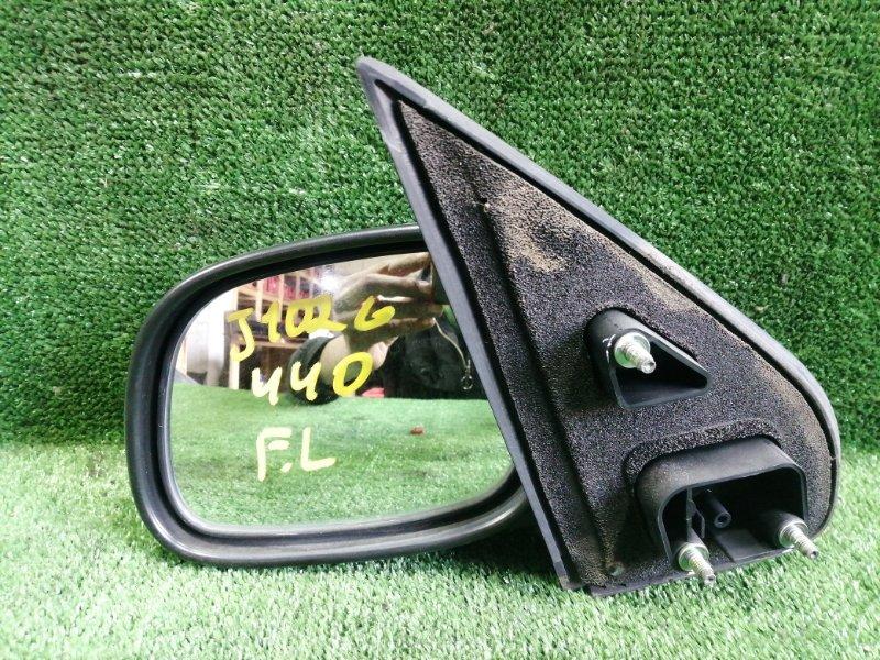 Зеркало Daihatsu Terios J102G K3VE 2001 переднее левое (б/у)