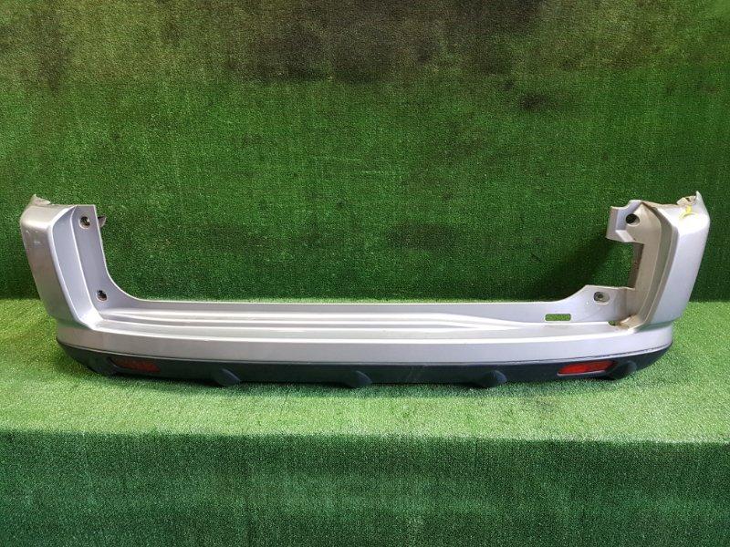 Бампер Honda Cr-V RD5 K20A 2004 задний (б/у)