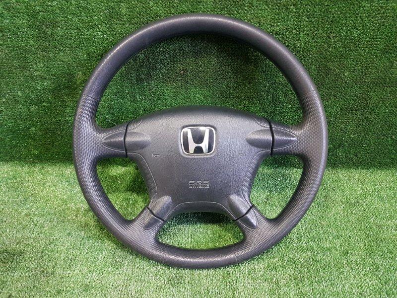 Руль с airbag Honda Cr-V RD5 K20A 2004 (б/у)