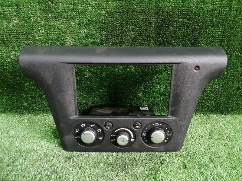 Блок управления климат-контролем Mitsubishi Airtrek CU4W 4G64 2003 (б/у)