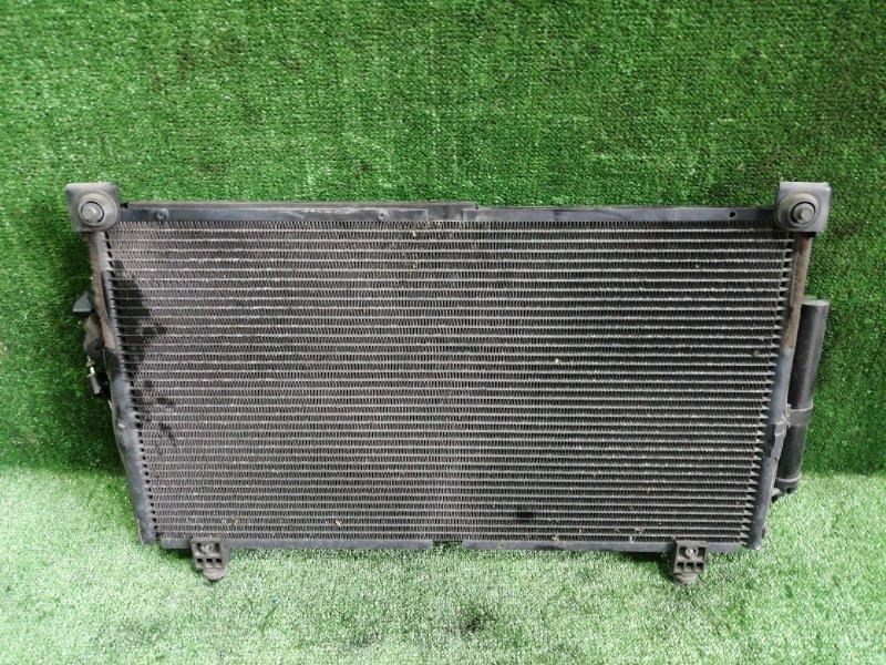 Радиатор кондиционера Mitsubishi Airtrek CU4W 4G64 2003 передний (б/у)