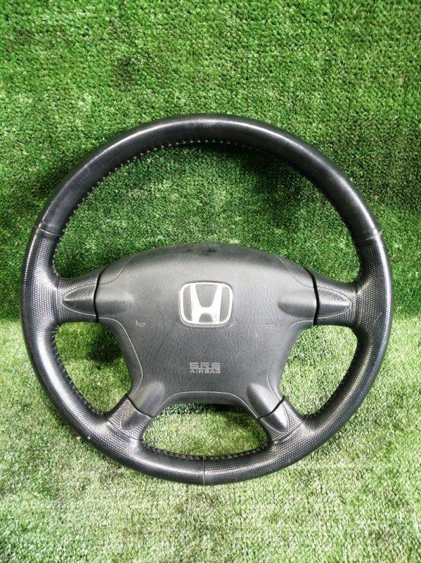 Руль с airbag Honda Cr-V RD7 K24A 2006 (б/у)
