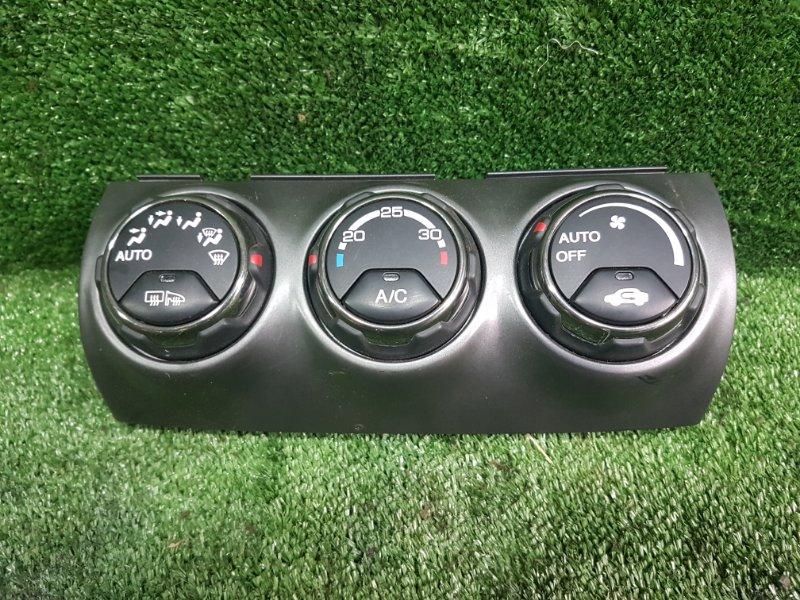 Блок управления климат-контролем Honda Cr-V RD7 K24A 2006 передний (б/у)