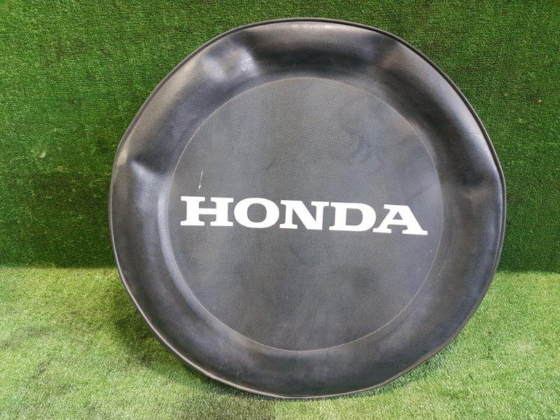 Чехол для запасного колеса Honda Cr-V RD7 K24A 2006 задний (б/у)