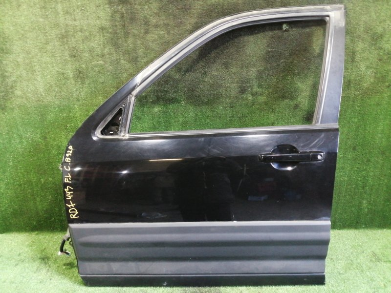 Дверь Honda Cr-V RD7 K24A 2006 передняя левая (б/у)