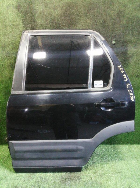 Дверь Honda Cr-V RD7 K24A 2006 задняя левая (б/у)