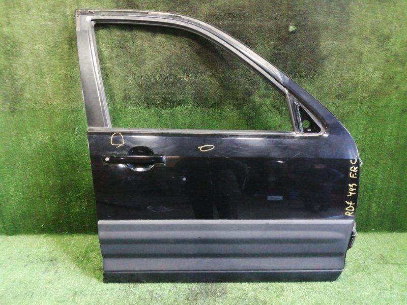 Дверь Honda Cr-V RD7 K24A 2006 передняя правая (б/у)