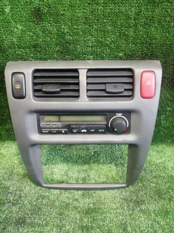 Блок управления климат-контролем Honda Hr-V GH4 D16A 1999 передний (б/у)