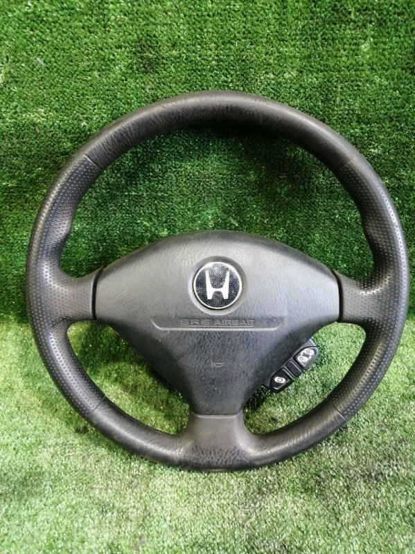 Руль с airbag Honda Hr-V GH4 D16A 1999 (б/у)
