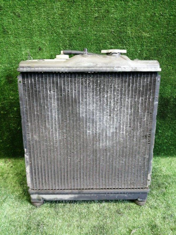 Радиатор основной Honda Hr-V GH4 D16A 1999 передний (б/у)
