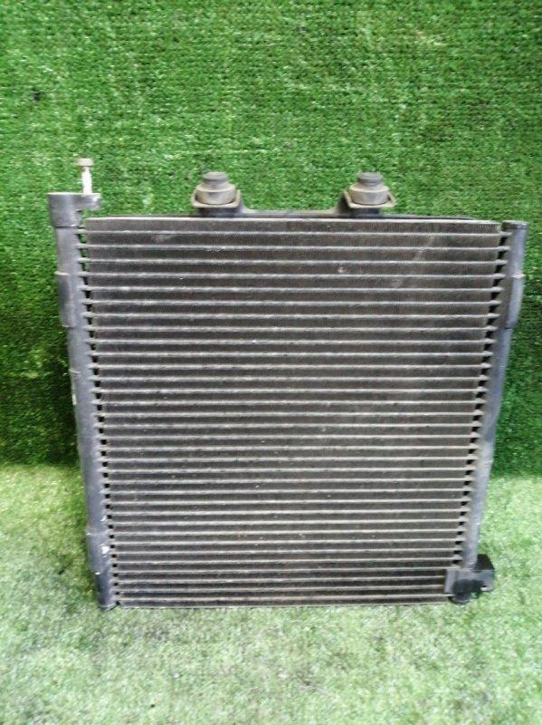 Радиатор кондиционера Honda Hr-V GH4 D16A 1999 передний (б/у)