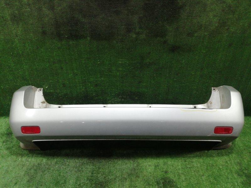 Бампер Honda Hr-V GH4 D16A 1999 задний (б/у)
