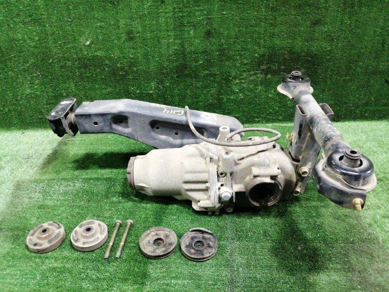 Редуктор Honda Hr-V GH4 D16A 1999 задний (б/у)