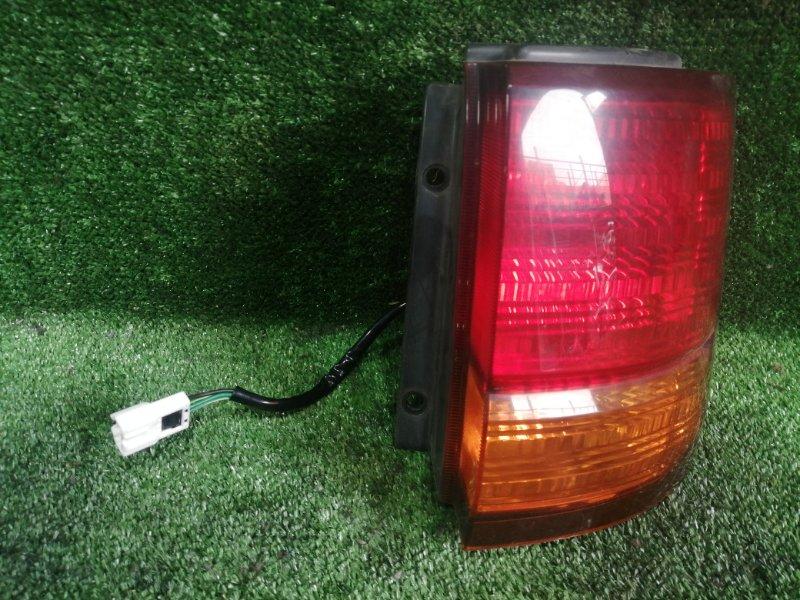 Стоп-сигнал Nissan Elgrand AVWE50 QD32ETI 1997 задний левый (б/у)