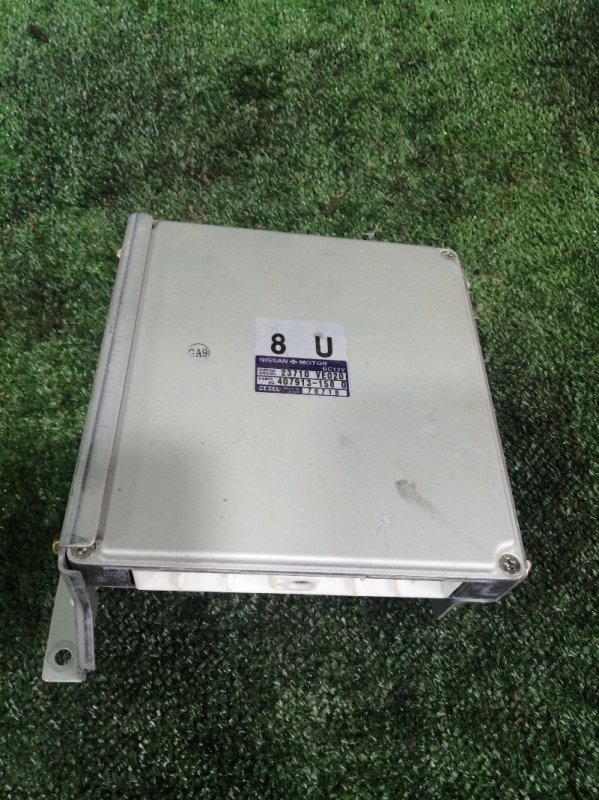 Блок управления efi Nissan Elgrand AVWE50 QD32ETI 1997 (б/у)
