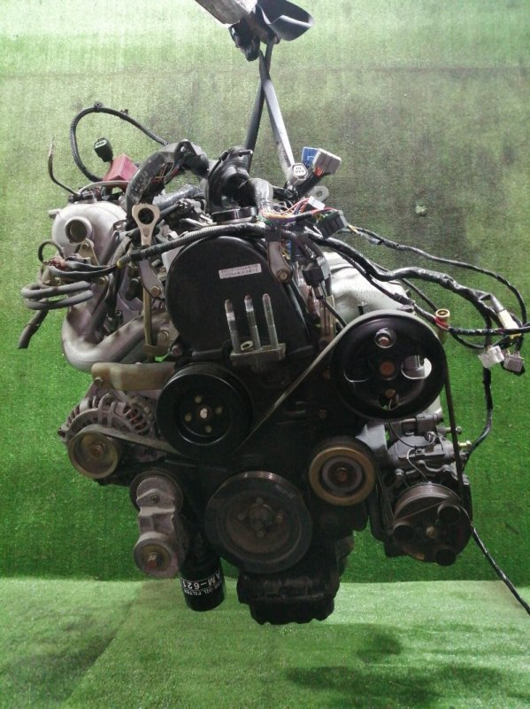 Двигатель Mitsubishi Airtrek CU4W 4G64 2003 (б/у)