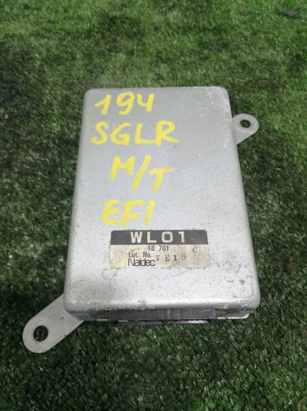 Блок управления efi Mazda Bongo Friendee SGLR WLT 1997 (б/у)