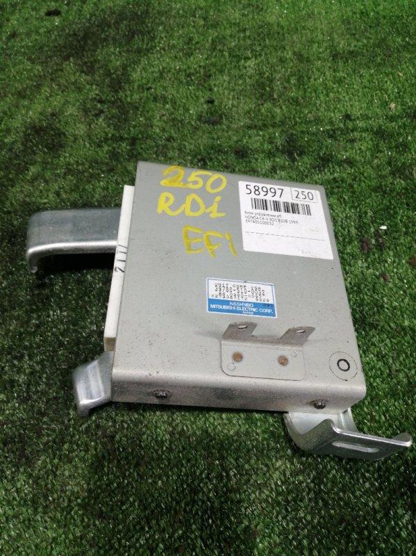 Блок управления efi Honda Cr-V RD1 B20B 1999 (б/у)