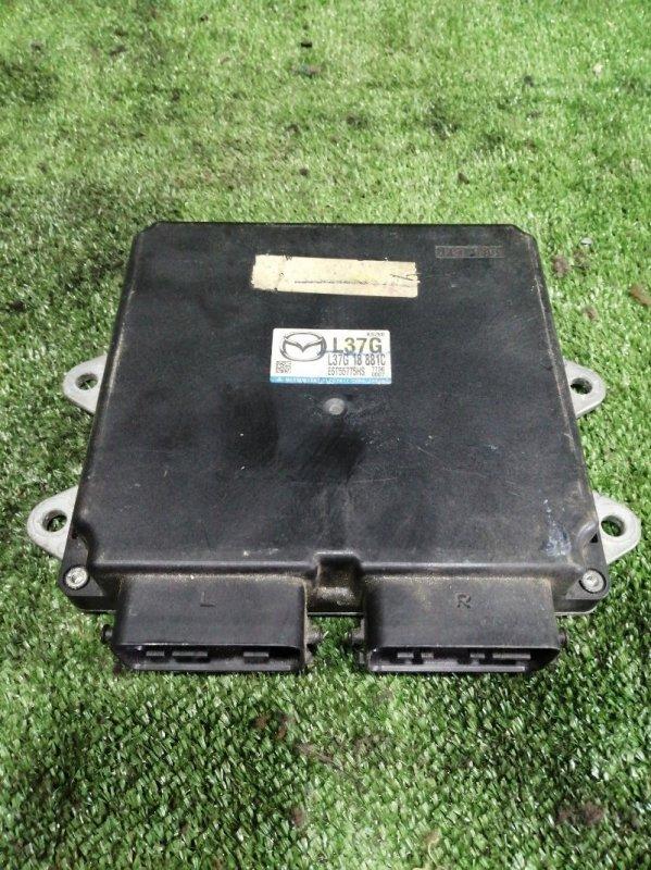 Блок управления efi Mazda Cx-7 ER3P L3VDT 2007 (б/у)