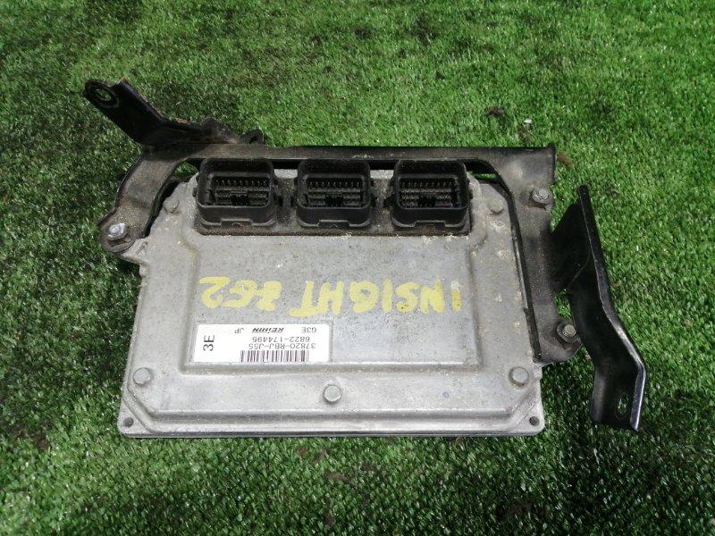 Блок управления efi Honda Insight ZE2 LDA (б/у)