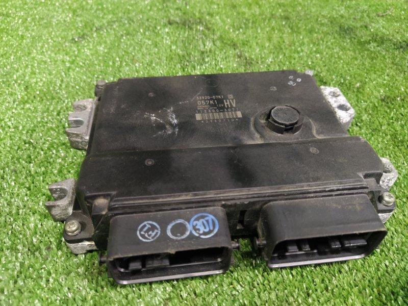 Блок управления efi Suzuki Swift ZC31S M16A 2005 (б/у)