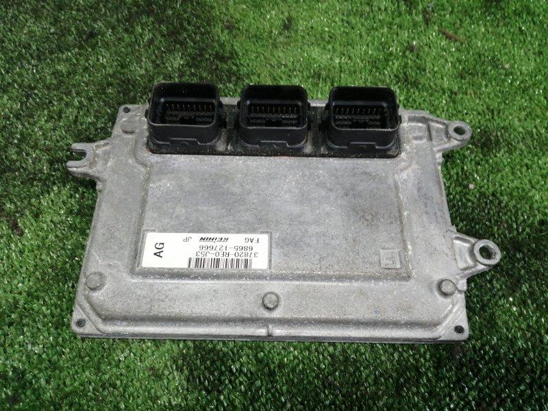 Блок управления efi Honda Fit GP1 LDA 2011 (б/у)